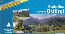 Osttirol, Bikeline Radwanderführer mit Karte, Esterbauer