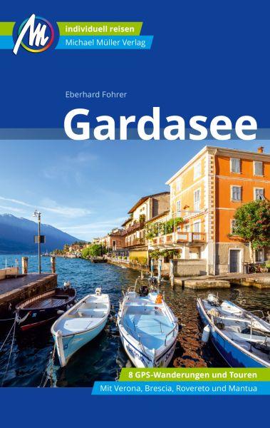 Gardasee Reiseführer, Michael Müller