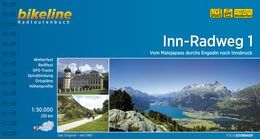 Inn-Radweg 1, Bikeline, Esterbauer