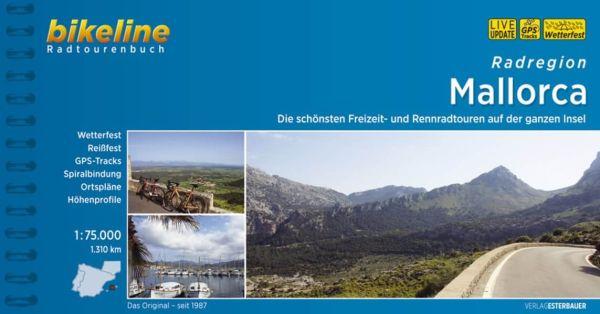 Radregion Mallorca, Bikeline Radtourenbuch, Esterbauer
