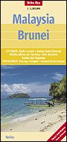 Nelles Maps, Malaysia, Brunei 1:1.500.000