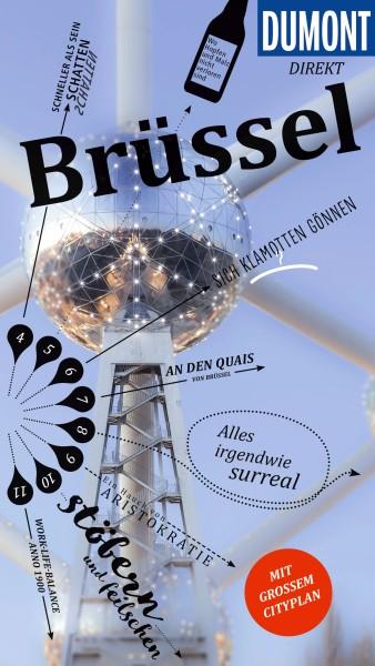 Brüssel Reiseführer - Dumont DIREKT