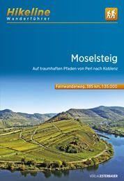 Moselsteig Wanderführer, Hikeline, Esterbauer