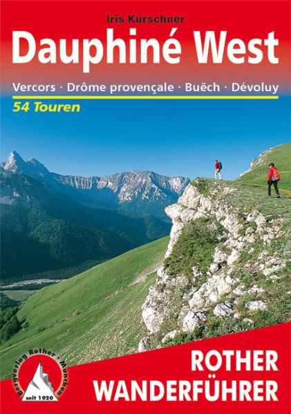 Dauphiné West Wanderführer, Rother