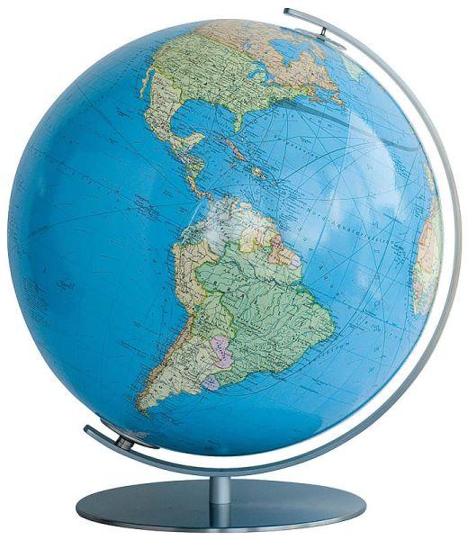 Columbus Duo Ø 34 cm, handkaschierter Globus