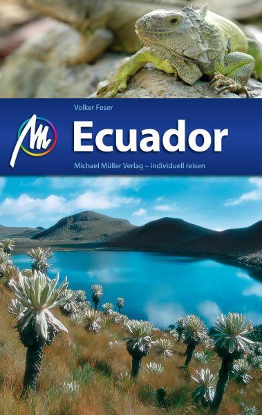 Ecuador Reiseführer, Michael Müller
