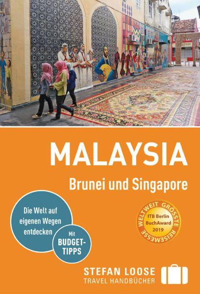Malaysia, Brunei, Singapore Reiseführer, Stefan Loose