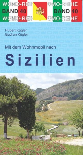 Mit dem Wohnmobil nach Sizilien, Womo-Verlag