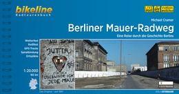 Berliner Mauer-Radweg, Bikeline Radführer mit Karte