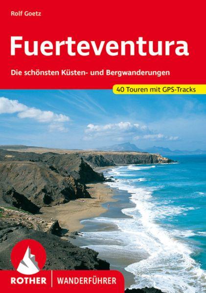 Fuerteventura Wanderführer, Rother