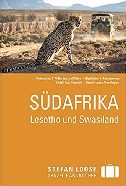 Südafrika Reiseführer, Stefan Loose