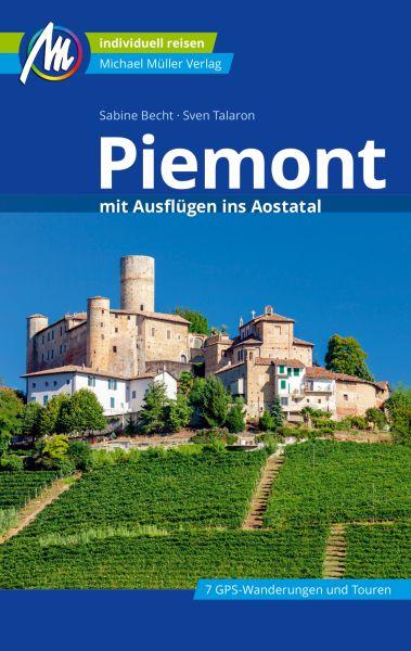 Piemont & Aostatal Reiseführer, Michael Müller