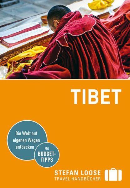 Tibet Reiseführer, Stefan Loose