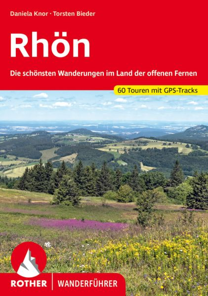 Rhön Wanderführer, Rother