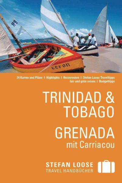 Trinidad, Tobago, Grenada Reiseführer, Stefan Loose