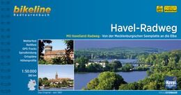 Havel-Radweg, Bikeline Radwanderführer mit Karte, Esterbauer