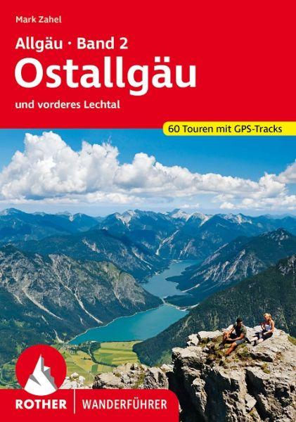 Allgäu 2 - Ostallgäu - Lechtal Wanderführer, Rother