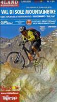 Val di Sole, Trentino topographische Mountainbikekarte 1:40.000