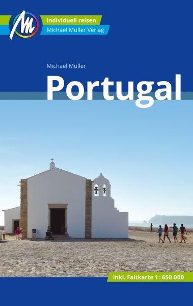 Portugal Reiseführer, Michael Müller