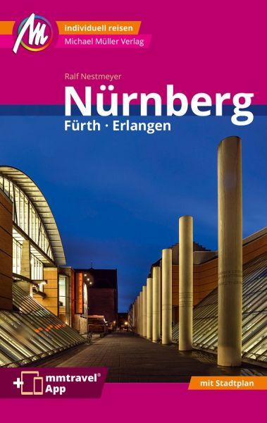 Nürnberg Reiseführer, Michael Müller
