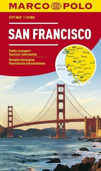 Marco Polo Citymap San Francisco