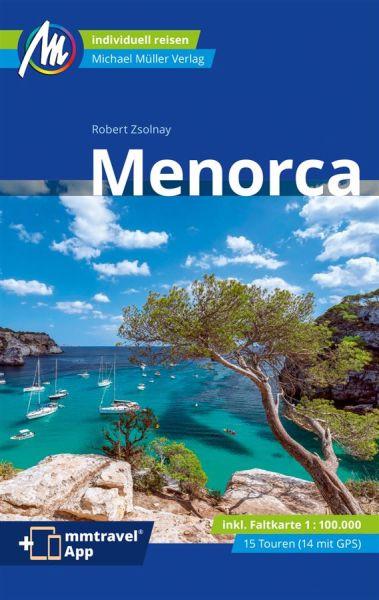 Menorca Reiseführer, Michael Müller