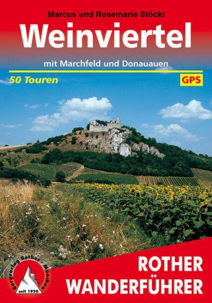 Weinviertel Wanderführer, Rother