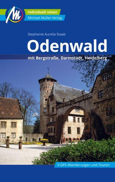 Odenwald Reiseführer, Michael Müller