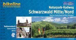 Schwarzwald Mitte/Nord, Bikeline Mountainbikeführer mit Karte, Esterbauer