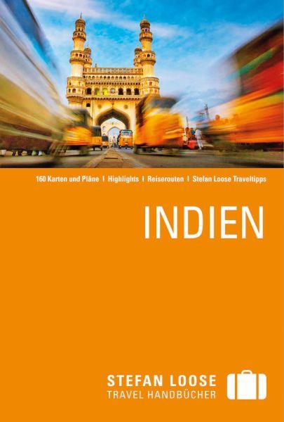 Indien Reiseführer, Stefan Loose