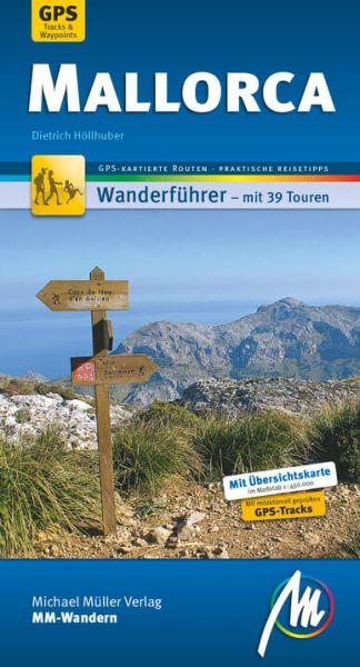 Mallorca Wanderführer, MM-Wandern, Michael Müller Verlag