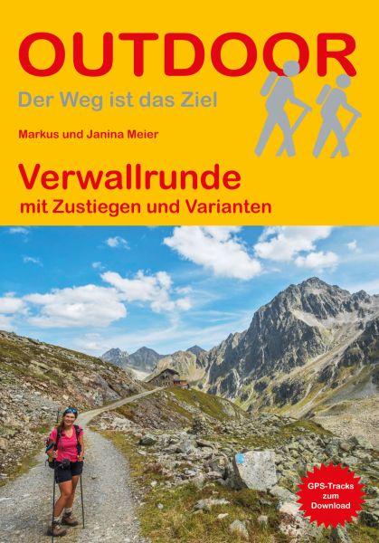 Verwallrunde Wanderführer, Conrad Stein