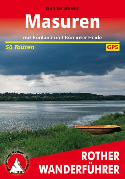 Masuren Wanderführer, Rother