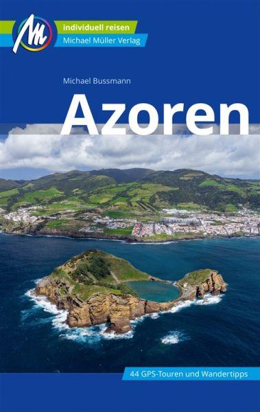 Azoren Reiseführer, Michael Müller