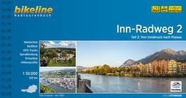 Inn-Radweg 2, Bikeline, Esterbauer