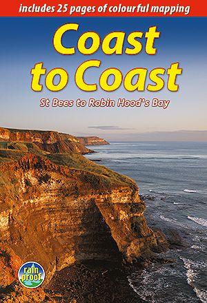 Rucksack Readers Führer Coast to Coast - Wanderführer, Waterproof / wasserfest