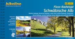 Fluss-Radwege Schwäbische Alb Bikeline Radtourenbuch, Esterbauer