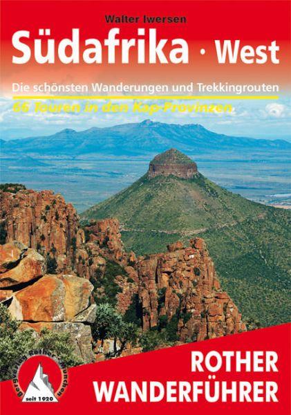 Südafrika West Wanderführer, Rother