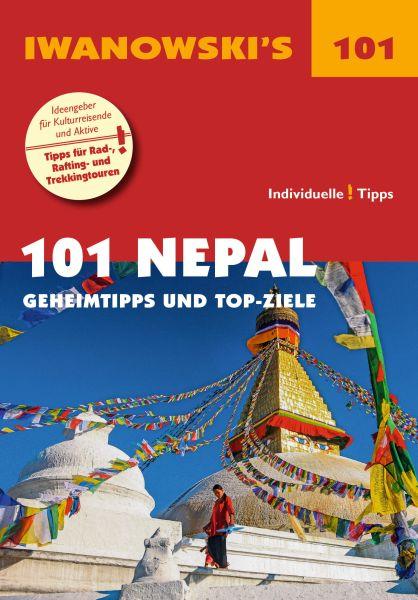 Iwanowski 101 Geheimtipps und Topziele Nepal