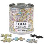 City Puzzle Magnets Rom von Extra Goods