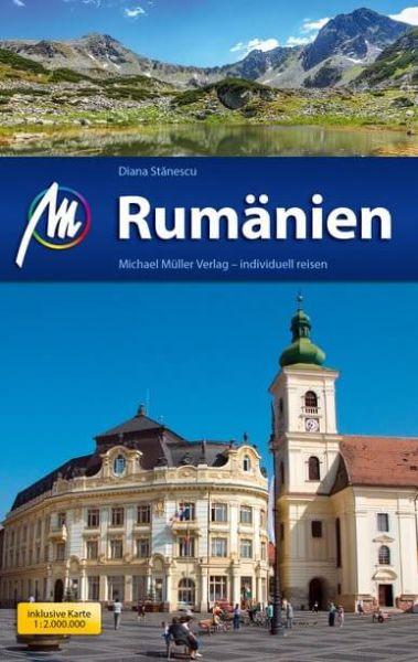 Rumänien Reiseführer, Michael Müller