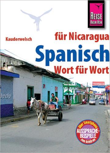 Reise Know How Kauderwelsch Nicaragua-Spanisch, Sprachführer