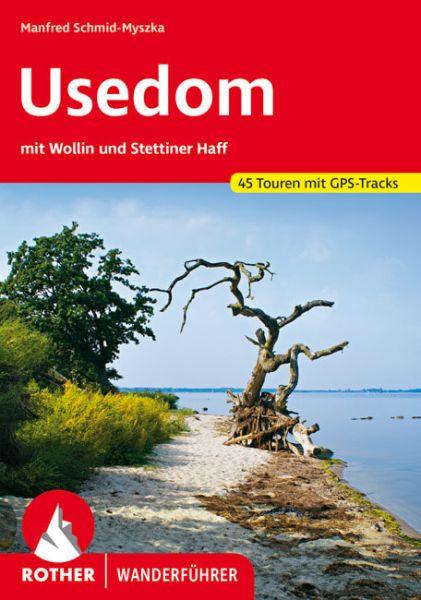 Usedom mit Wollin - Rother Wanderführer