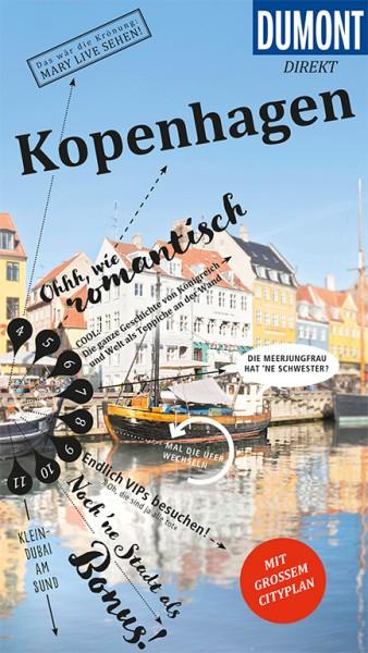 Kopenhagen Reiseführer - Dumont DIREKT