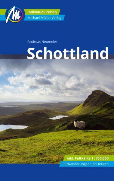Schottland Reiseführer, Michael Müller