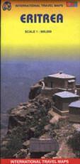 Eritrea Landkarte 1:900.000, ITM