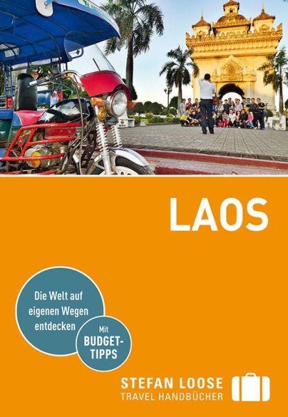 Laos Reiseführer, Stefan Loose