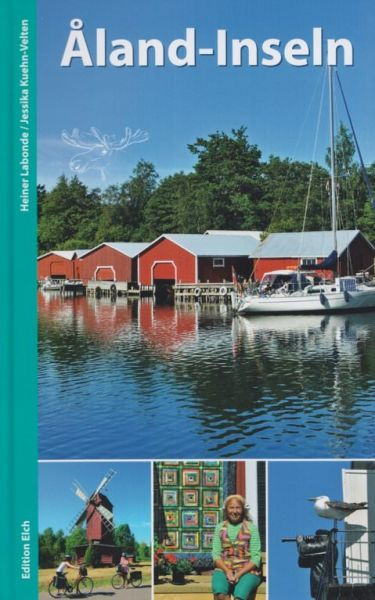 Åland-Inseln (Finnland) Reiseführer, Edition Elch