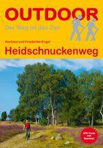 Heidschnuckenweg Wanderführer, Conrad Stein