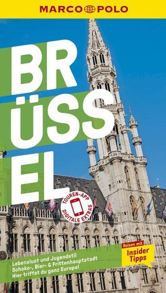 Brüssel Reiseführer, Marco Polo
